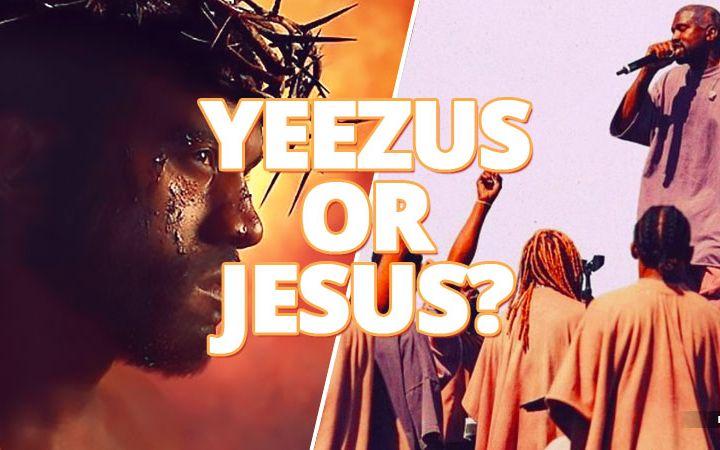 Yeezey Or Jesus? The Kanye West Deception
