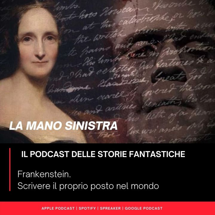 Frankenstein. Scrivere il proprio posto nel mondo