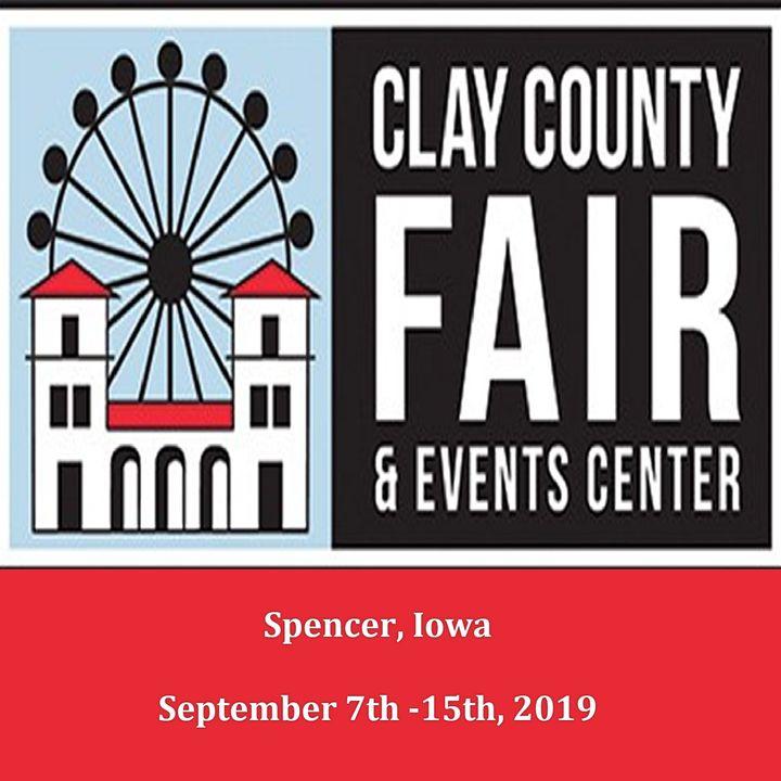 Iowas's Clay County Fair 2019