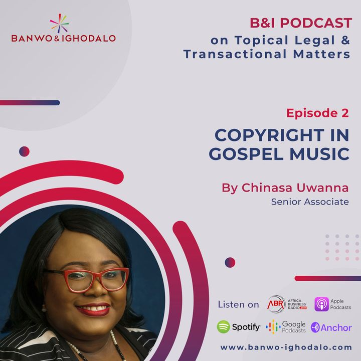 Copyright In Gospel Music