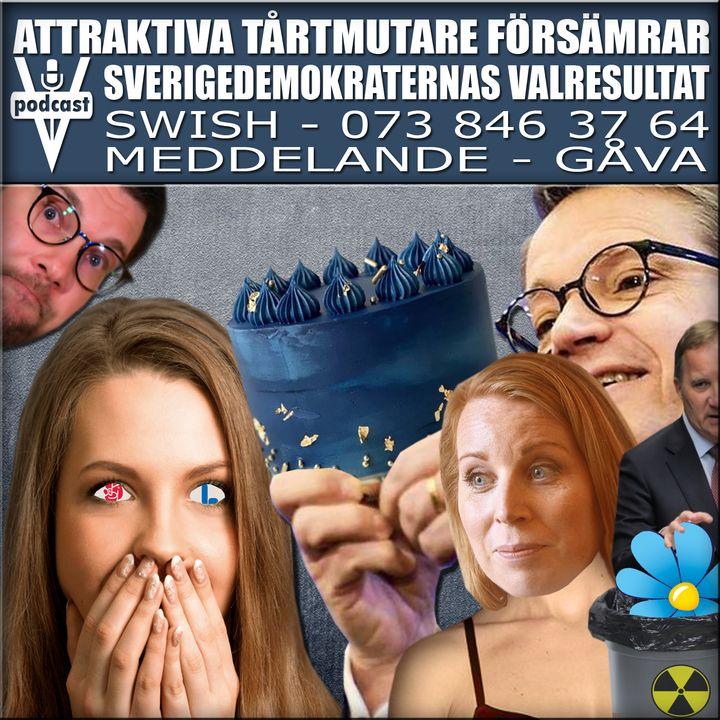 ATTRAKTIVA TÅRTMUTARE FÖRSÄMRAR SVERIGEDEMOKRATERNAS VALRESULTAT