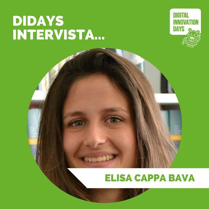 DIDAYS Incontra Elisa Cappa Bava, Team Leader del dipartimento Logistics @EUROPEAN YOUTH PARLIAMENT
