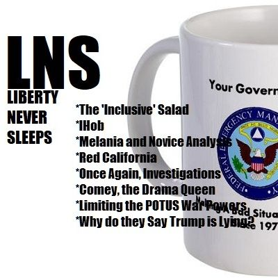 Liberty Never Sleeps 06/07/18 Show