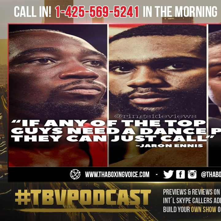 ☎️Jaron BOOTS Ennis K.O Lipinets🔥Than CALLS OUT Errol Spence, Terence Crawford, and Shawn Porter😱