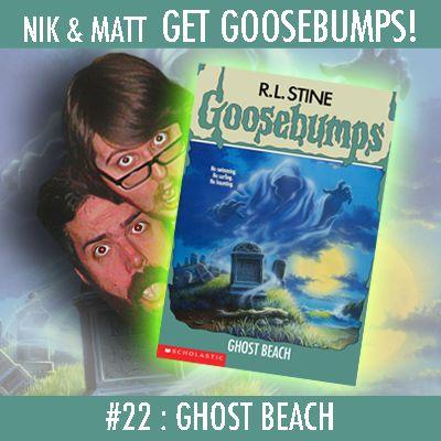 #22: Ghost Beach