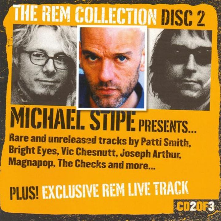 Free With This Months Issue 6 - Leah Fitzsimmons selects Uncut The REM Collection Disc 2 Michael Stipe Presents... Rare And Unreleased Track