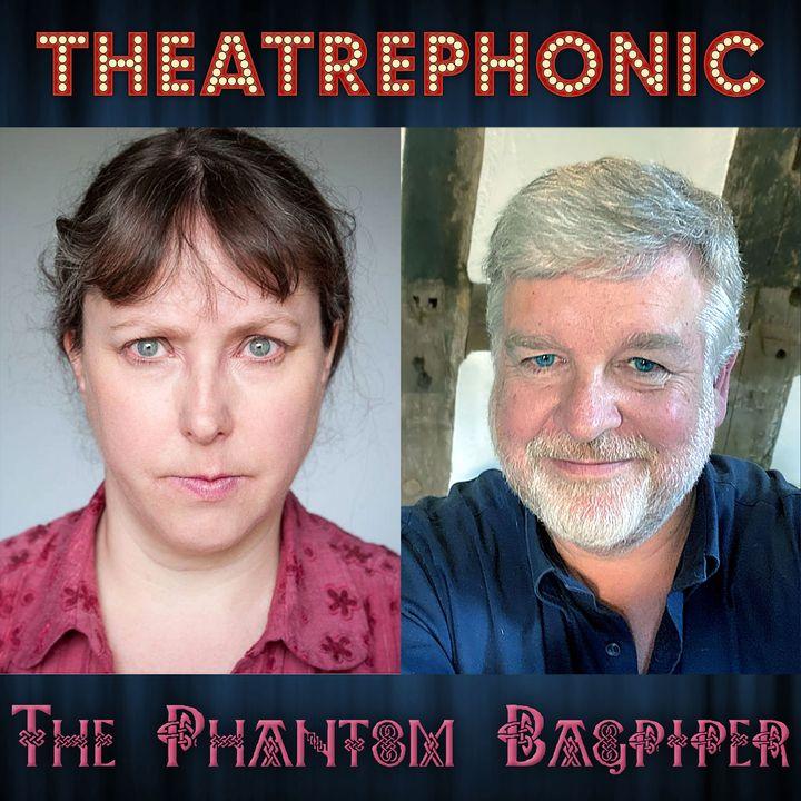 The Phantom Bagpiper