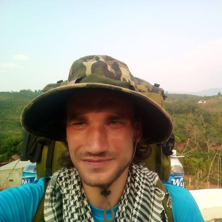 Ešus 12/7/2021: Dan pěšky Vietnamem