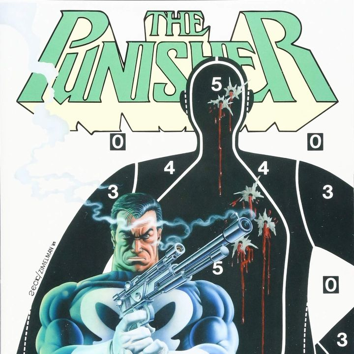 """Syndicated Source Material 001 - Punisher - """"Circle of Blood"""""""