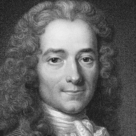 Los viajes de escarmentado, Voltaire