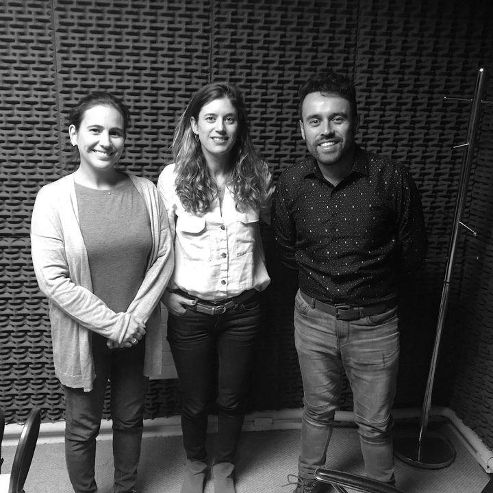 Conexión Pesquera - Entrevista a Carla Sánchez de Landes