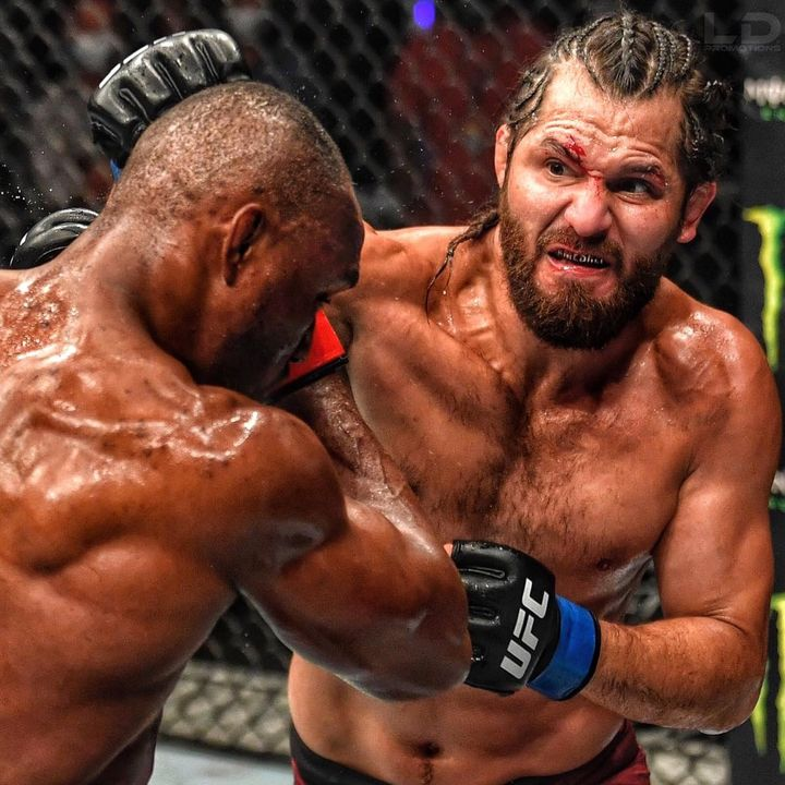 Ep-19 Usman vs Masvidal - UFC 251 Fight Island