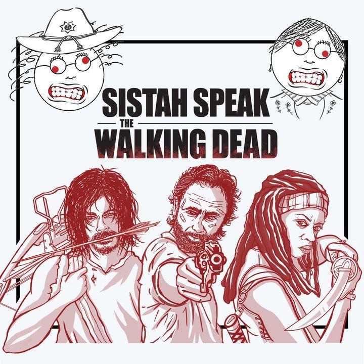 122 Sistah Speak The Walking Dead (S10E15)