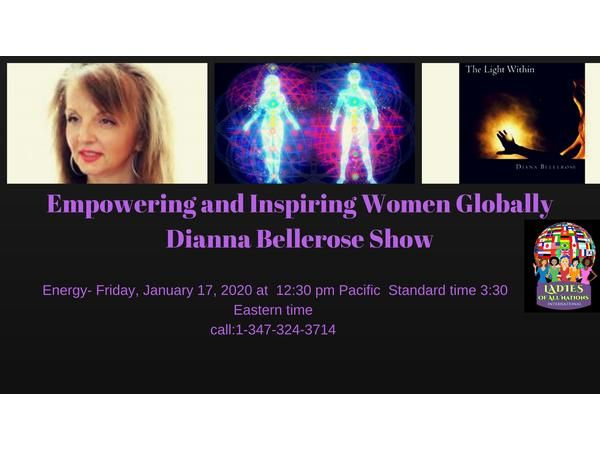 Empowering and Inspiring Women Globally- How energy works in our lives?