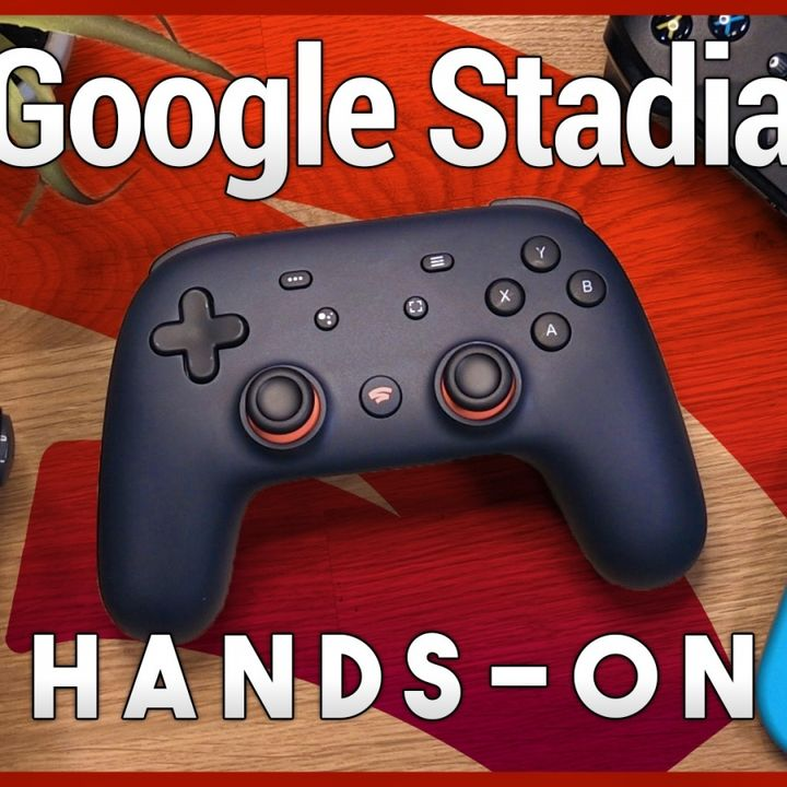 Hands-On Tech: Google Stadia Founder's Edition Hands-On