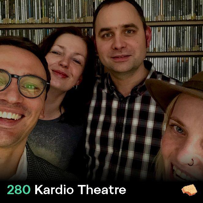 SNACK 280 Kardio Theatre