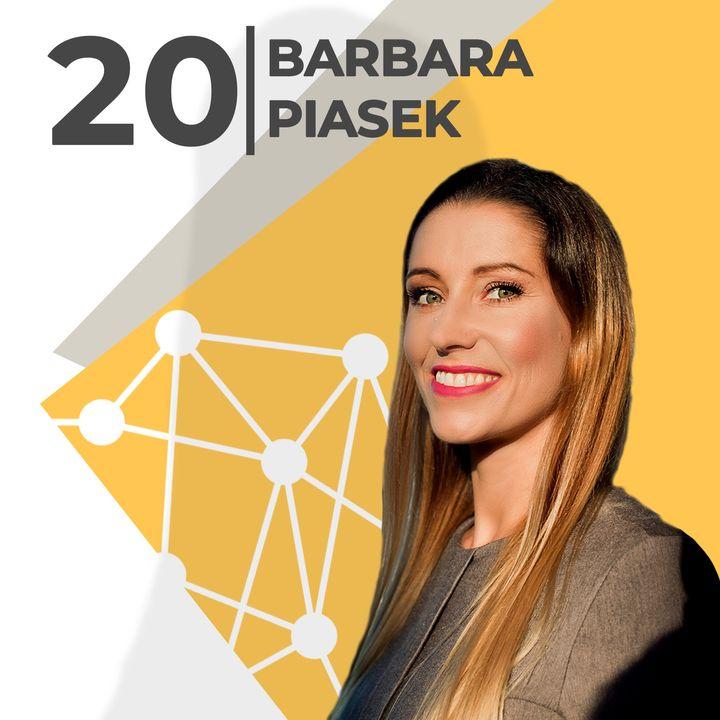 Barbara Piasek-wilczyca biznesu-CEO Evenea & Wolves Summit