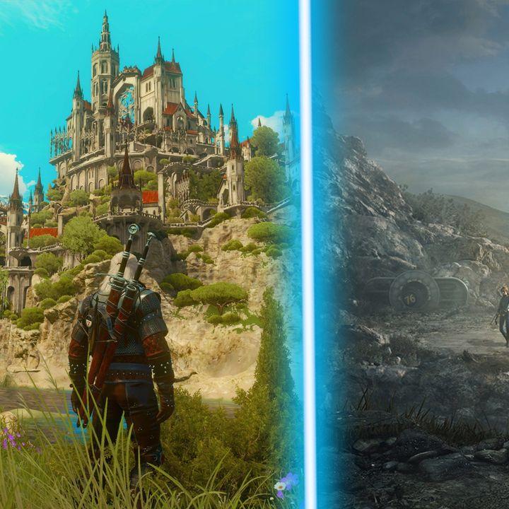 Kolejne 9 najciekawszych światów w grach wideo