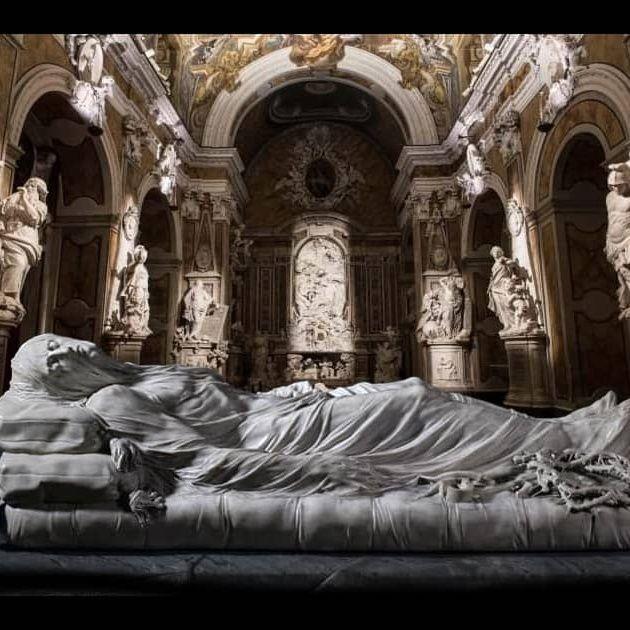 I misteri della Cappella Sansevero e il Cristo Velato