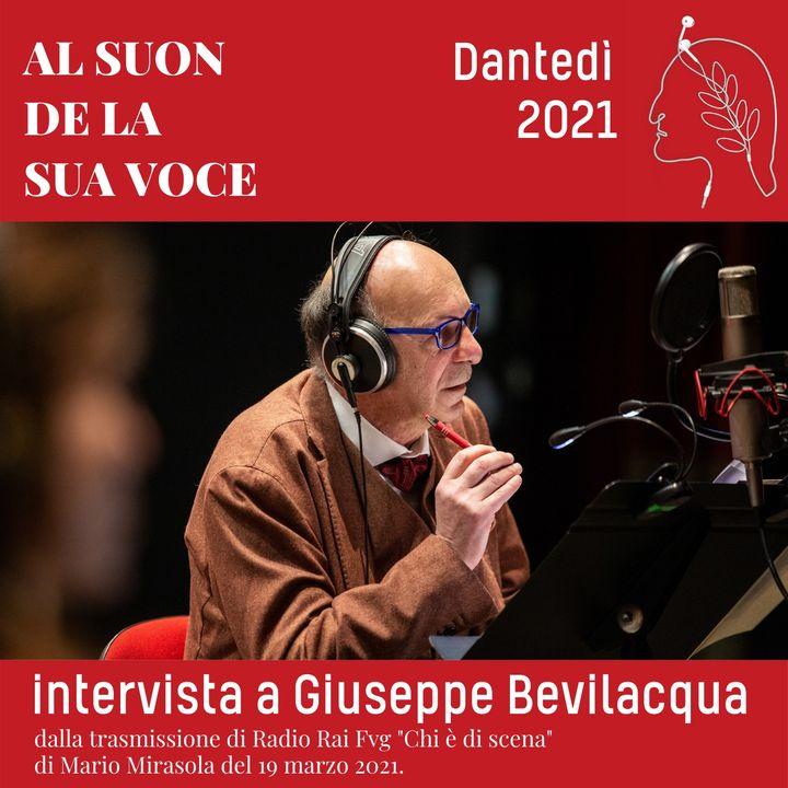 """Intervista al direttore Giuseppe Bevilacqua sul progetto """"Al suon de la sua voce"""" per il Dantedì"""