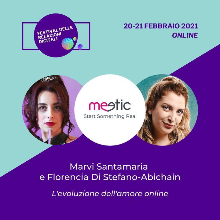 L'evoluzione dell'amore online | Florencia Di Stefano-Abichain e Meetic Italia - #FRD2021