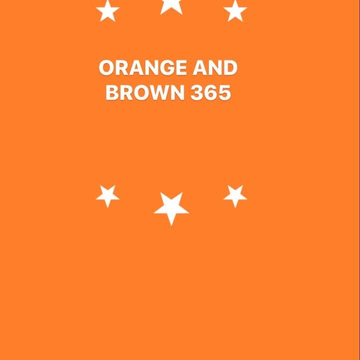 Orange and Brown 365 Episode 3