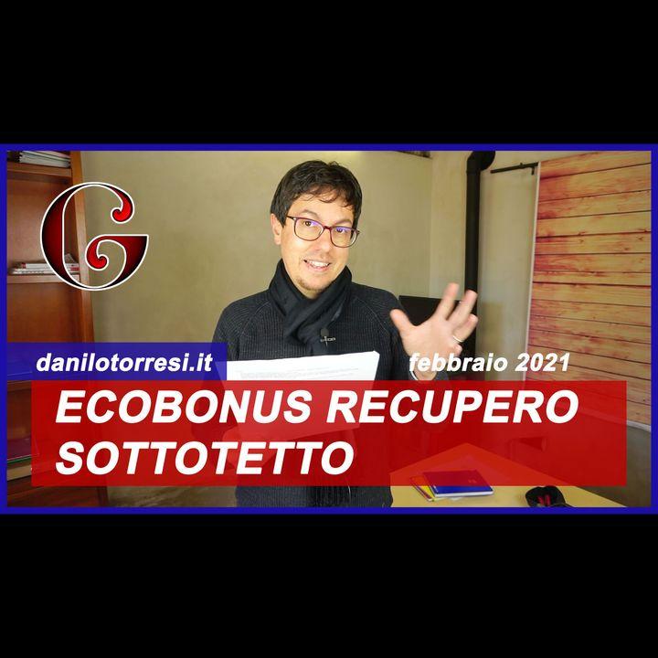 Ecobonus recupero sottotetto con sopraelevazione e ampliamento