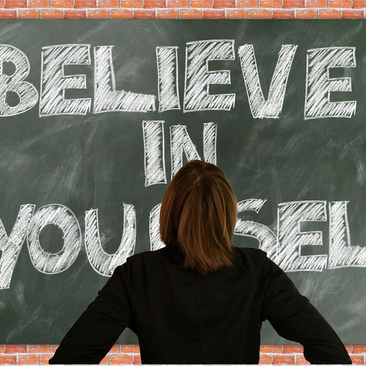 Episode 68 What You Believe About Yourself Is Most Important