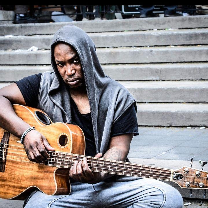Aalics Bronson - Musician (The Jean Marx Express)