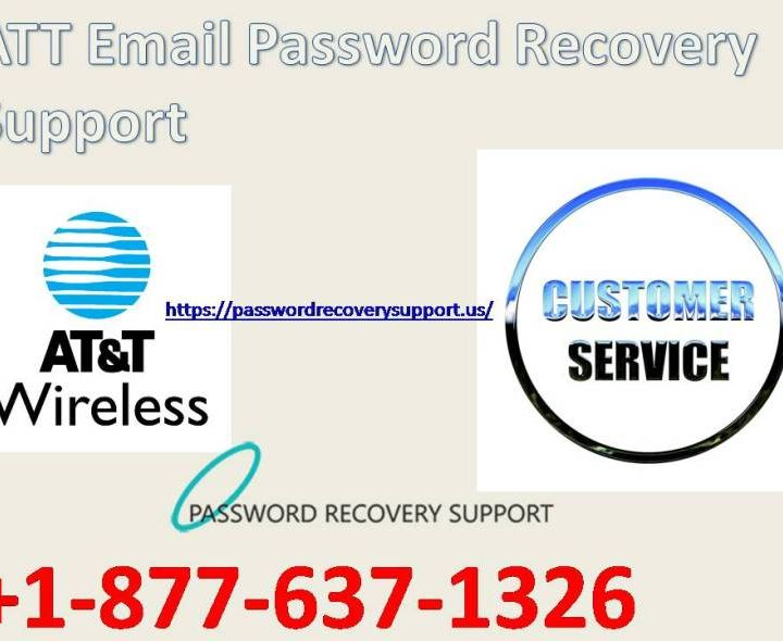 ATT Email Password Recovery Support