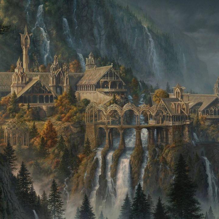 9. Molti incontri. Il Consiglio di Elrond