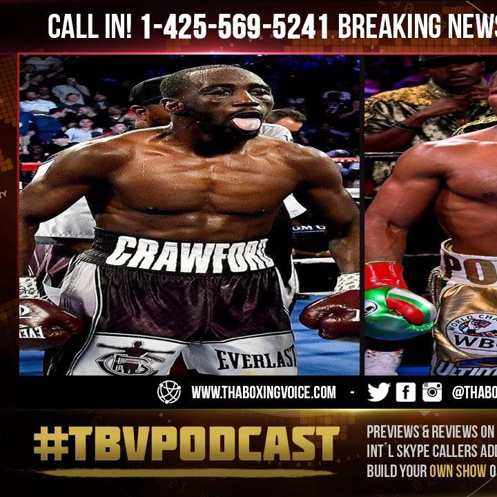 ☎️BREAKING NEWS: Terence Crawford vs Shawn Porter🔥Nov. 20 at Mandalay Bay in Las Vegas🙌🏽