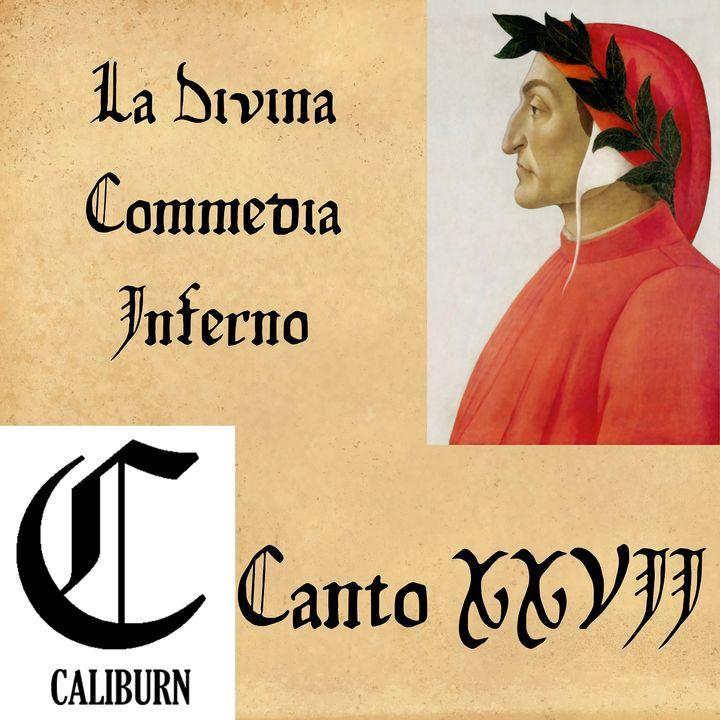 Inferno - canto XXVII - Lettura e commento