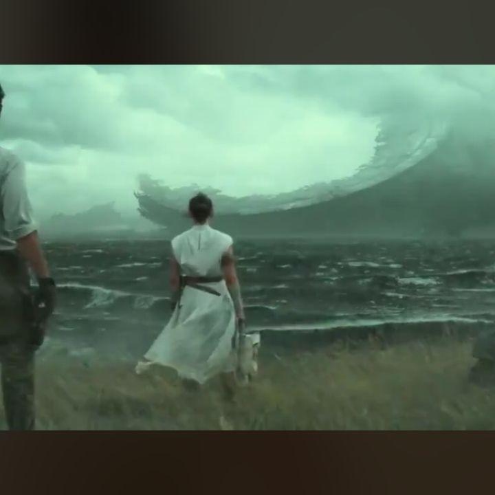 Simon Says Star Wars: Episode 9 trailer reaction