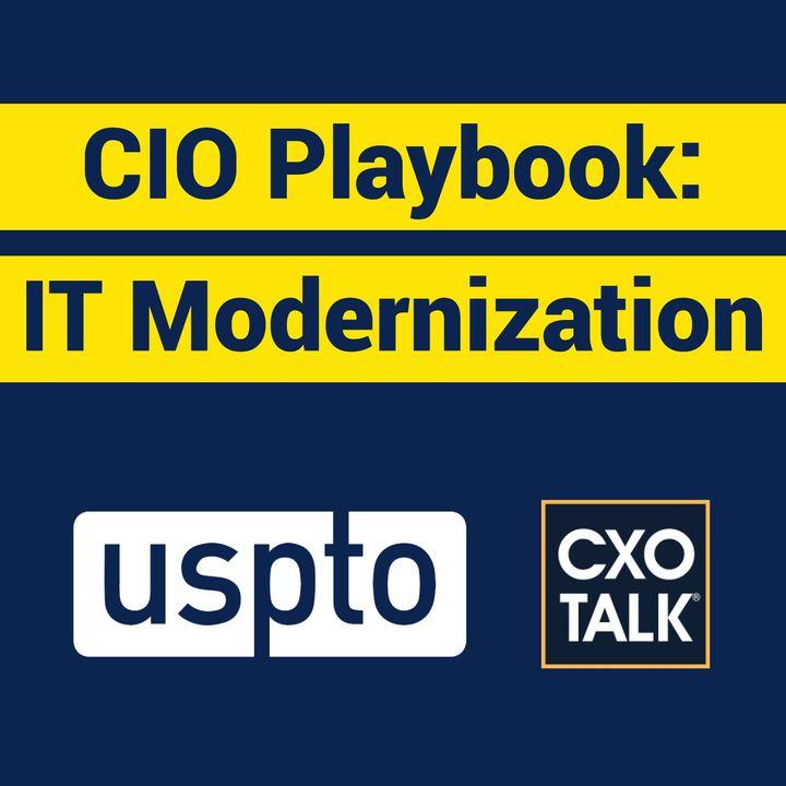 CIO Strategy: What is IT Modernization?
