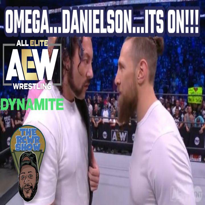 R.I.P Norm MacDonald...Omega vs Danielson...It's On! The RCWR Show 9/15/21