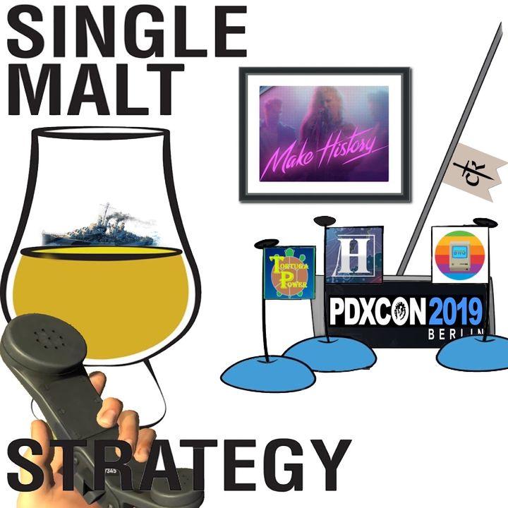 Single Malt Strategy 46: Ultimate Admiral, Stellaris Mobile & Crusader Kings 3 OH MY!