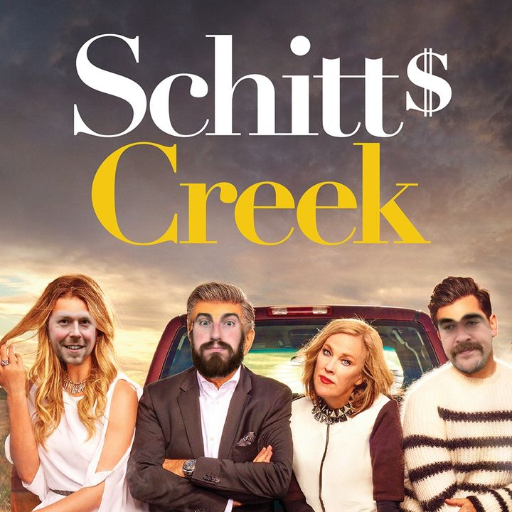 The Devil All The Time + Schitt's Creek