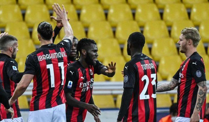 Anticipi di campionato: vittoria Champions per il Milan. Successi salvezza per Torino e Spezia