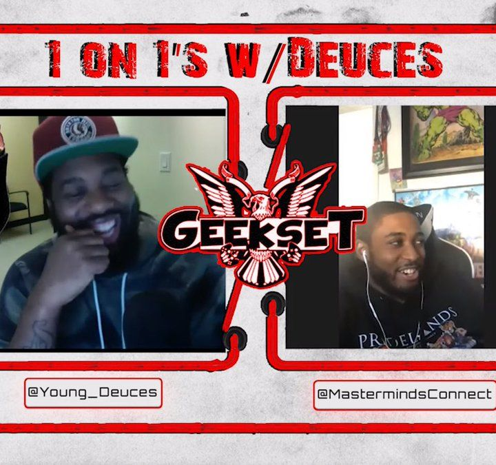 1 on 1's w/Deuces Episode 3 : Marco Bernard Interview