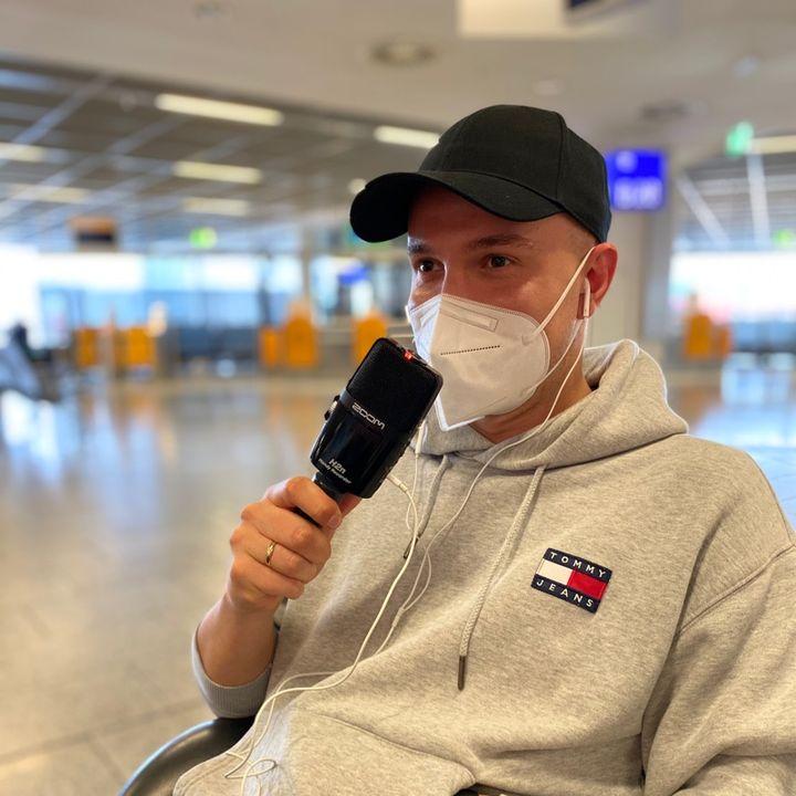 Namibia - organizacja przed wylotem, podróż w pandemii