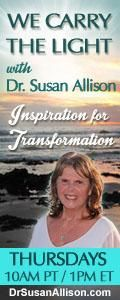 We Carry The Light w/ Dr. Susan Allison
