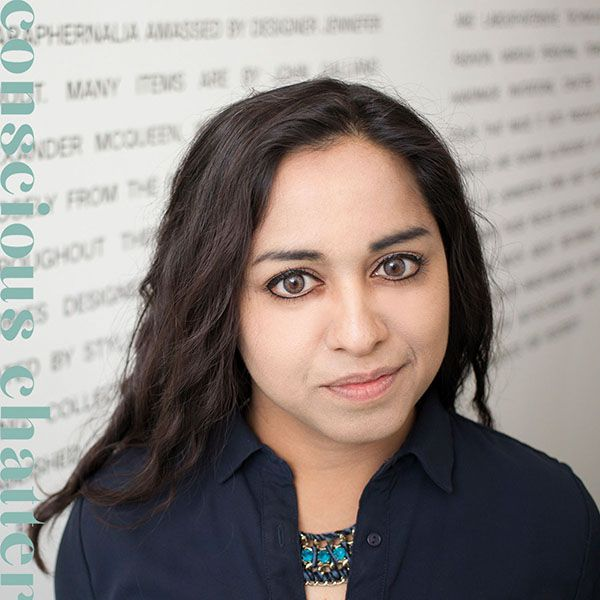 S04 Episode 194   SHAHIDHA BARI, A PHILOSOPHY OF CLOTHES + HOW SOCIAL DISTANCING IS TRANSFORMING FASHION