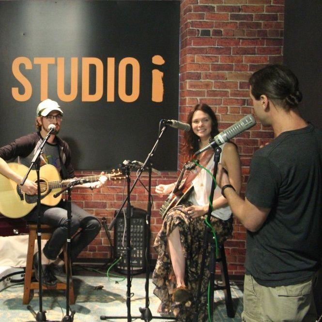 HoneyHoney Studio i Session on KPRi