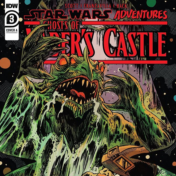 Star Wars Splash Page #255 -- The Legend of Wooley Swamp