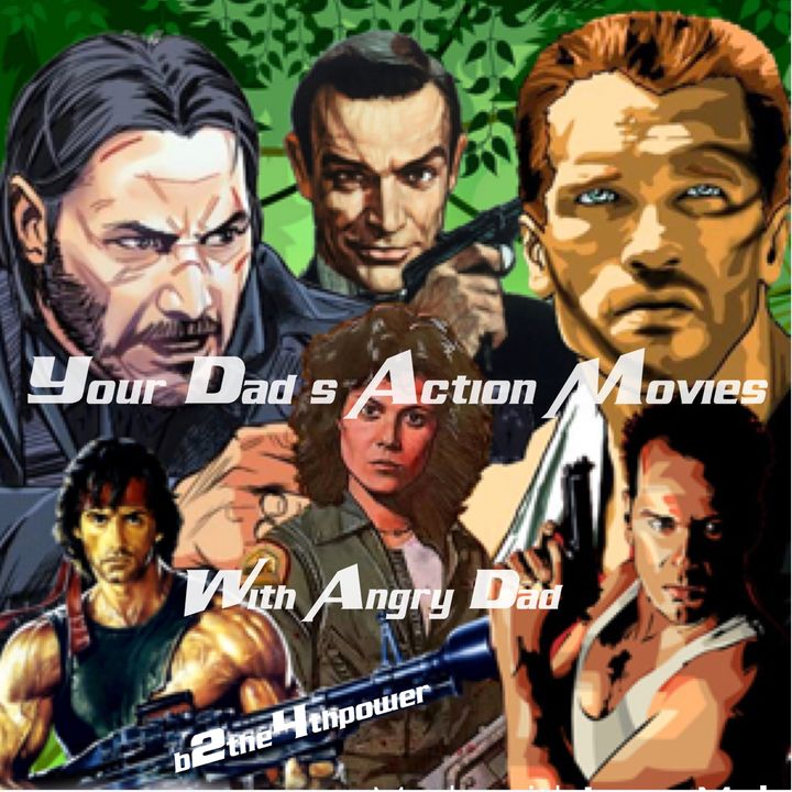 Your Dad's Action Movies episode 11 Fatman with Mel Gibson