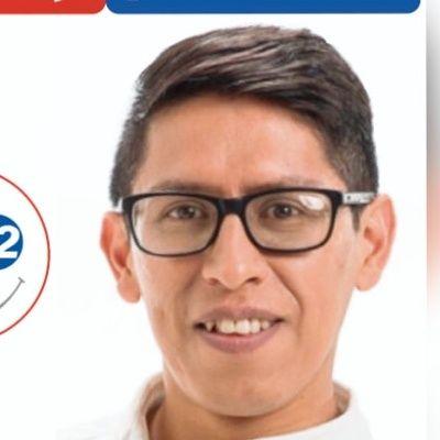 El candidato: William García, Azuay Primero