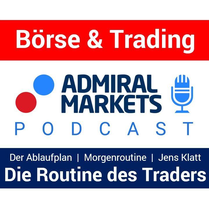 Die Morgenroutine eines Traders | Ablaufplan | Daytrader Jens Klatt berichtet | Daytrading
