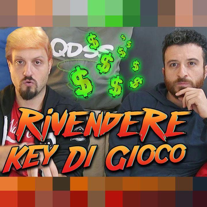 RIVENDERE KEY DI GIOCO