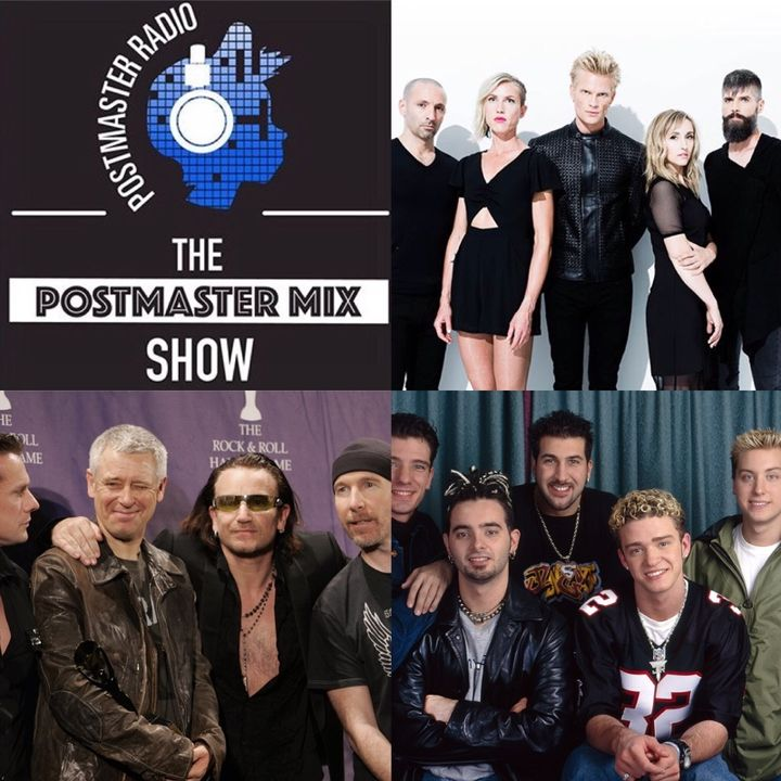 The Postmaster Mix presents: Music from Selena Gomez, U2, *NSYNC, and more!